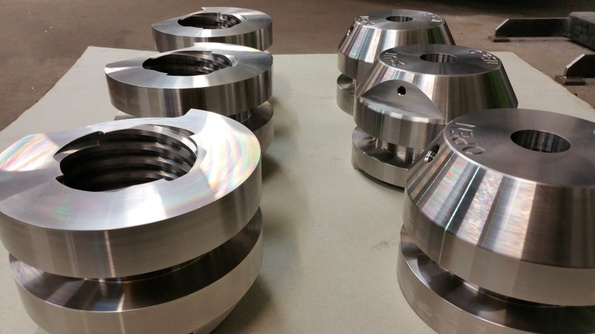 small batch machining