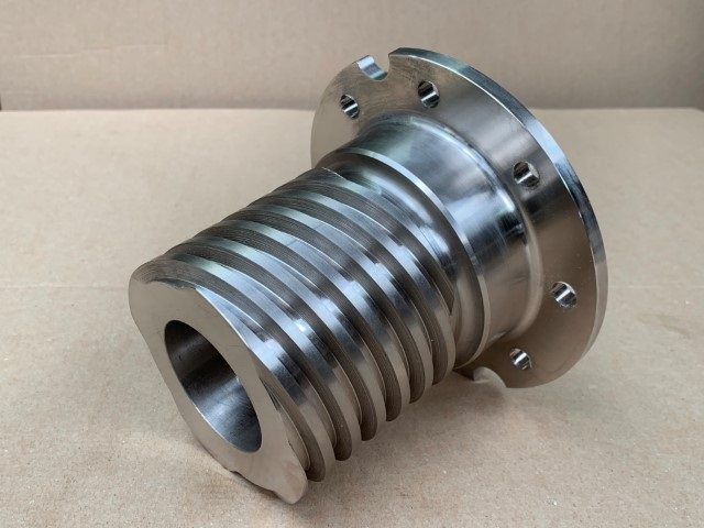 Bulk machined part