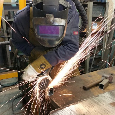 Apprentice fabrication